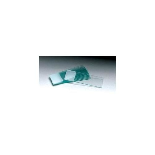Complete Medical 218 Microscope Slides. 25 Frosted - Pack of 72
