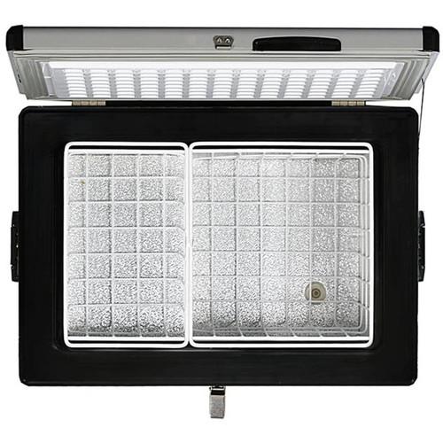 Whynter FM-45G 45-Quart Portable Refrigerator/Freezer, Platinum [45 Quart]