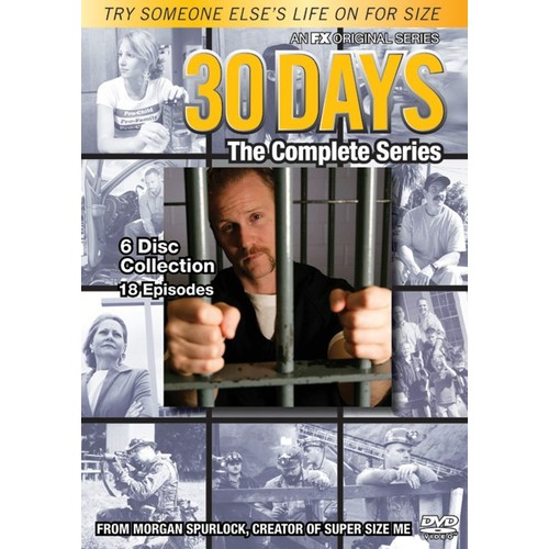 30 Days: The Complete Series [6 Discs] [DVD]