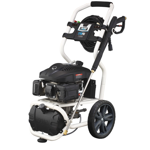 Pulsar PWG2700VE 2700 PSI 2.3 GPM Gas Pressure Washer with Electric Start