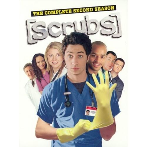 Scrubs: The Complete Second Season (3 Discs) (dvd_video)