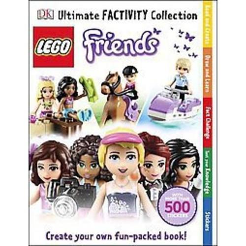 Lego Friends (Paperback) (Shari Last)