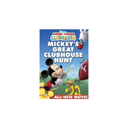 Mickey Mouse Clubhouse: Mickey's Great Clubhouse