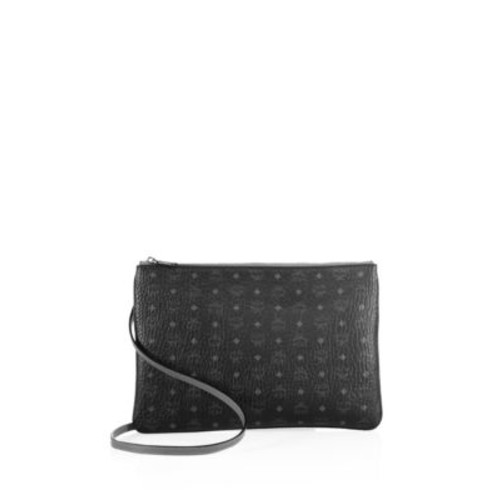 MCM Coated Canvas Crossbody Bag