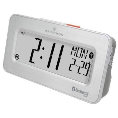 Marathon Watch Company Desktop Alarm Clock