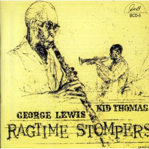 Ragtime Stompers [CD]