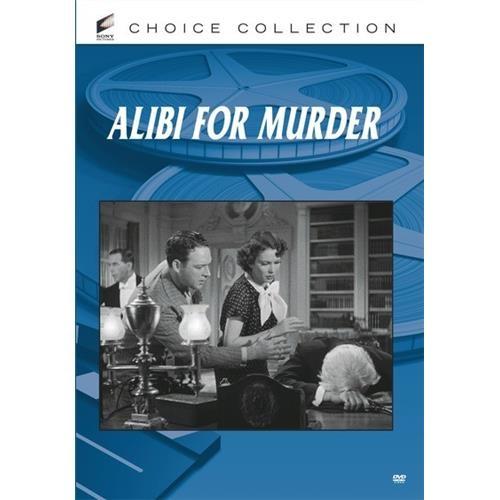 Alibi for Murder (1935) - DVD: William Gargan, Romaine Callender, John Gallaudet, Egon Brecher, Marguerite Churchill, Gene Morgan, D. Ross Lederman, Marguerite Churchill, Not Available: Movies & TV