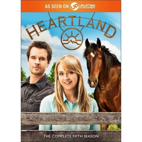 Heartland: The Complete Fifth Season [5 Discs] [DVD]