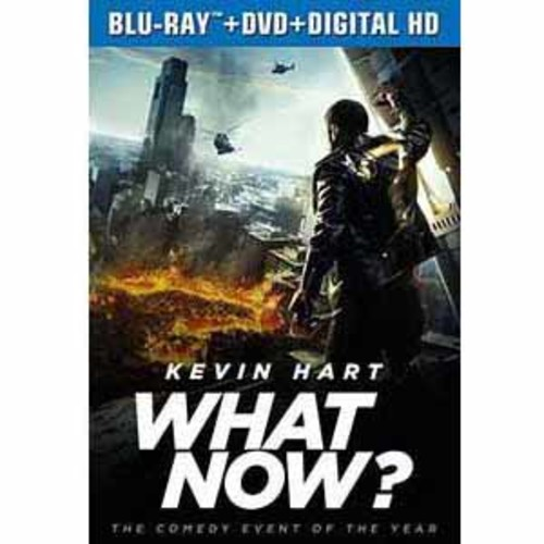 Kevin Hart: What Now? [Blu-Ray] [DVD] [Digital HD]