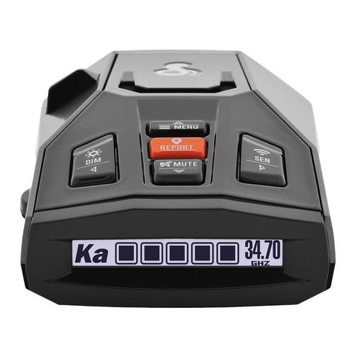 Cobra Radar Detector with Bluetooth