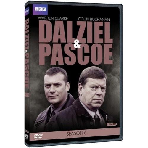 Dalziel & Pascoe: Season 6 [2 Discs] [DVD]