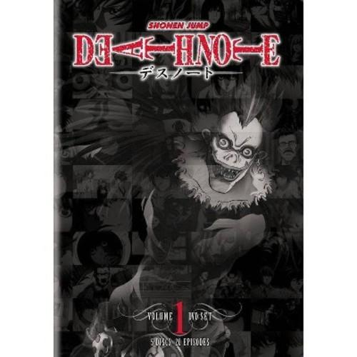 Death Note: Box Set, Vol. 1 [5 Discs]