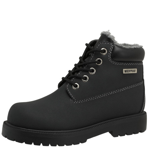 Boys' Fleece Waterproof Boot