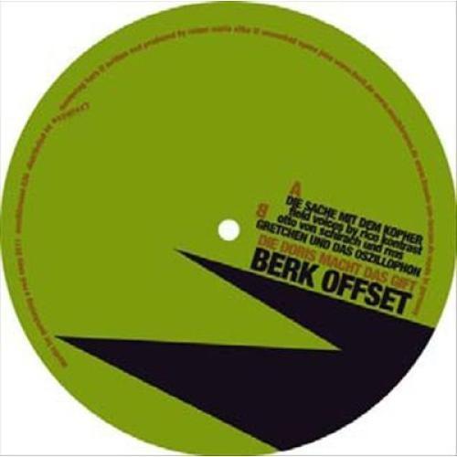 Die Doris Macht Das Gift [12 inch Vinyl Single]