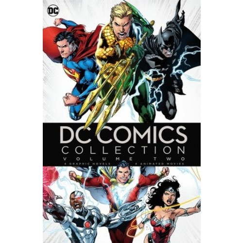 Dc Graphic Novel & Dcu Mfv Uber Collection 2