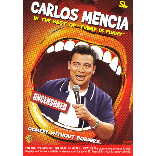 Carlos Mencia: The Best of Funny Is Funny [DVD] [2007]