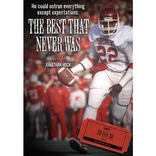 ESPN Films 30 for 30: The Best That Never Was [DVD] [2010]