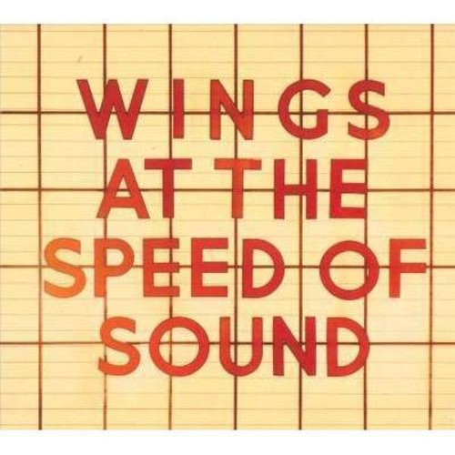Paul Mccartney - At The Speed Of Sound (CD)