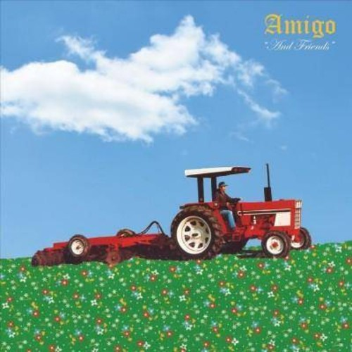 Amigo - And Friends (CD)