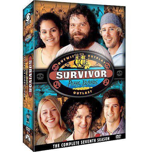 Survivor: Pearl Islands - The Complete Seventh Season [5 Discs] [DVD]