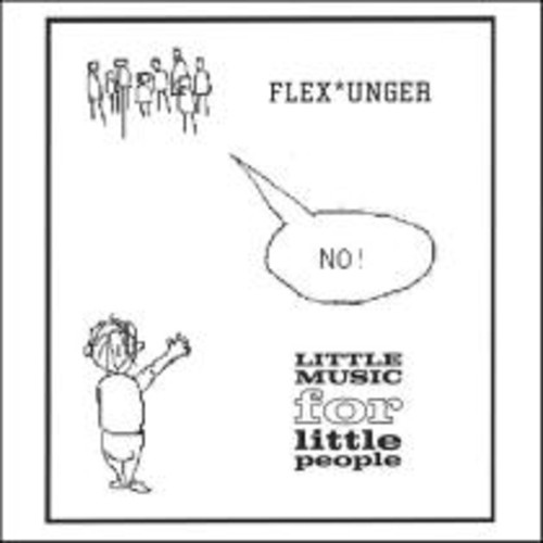 Little Music for Little People [CD]