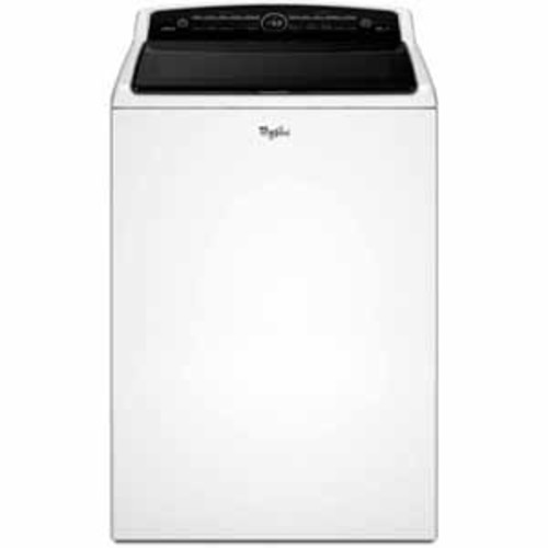 Whirlpool 5.3 cu.ft. Cabrio High-Efficiency Top Load Washer with Precision Dispense - White