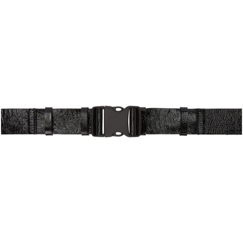 Black Zayo Retro Safety Belt
