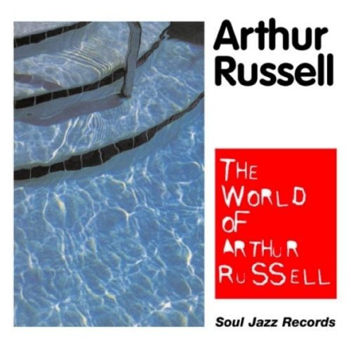 The World of Arthur Russell [CD]