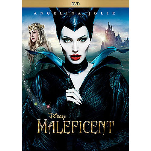 Maleficent DVD