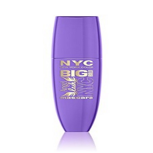 N.Y.C. New York Color Big Bold Angel Lash Mascara Extra Black, 0.40 Fluid Ounce