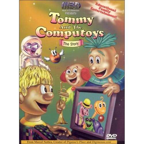 Tommy and the Computoys: The Story [DVD] [1993]