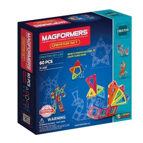 Magformers Creator 60 PC Set