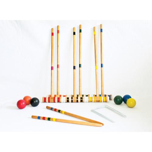 Triumph Sports USA 6-Player Croquet Set