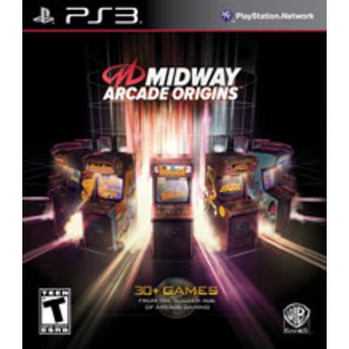 Warner Home Video Games Midway Arcade Origins [Pre-Owned]