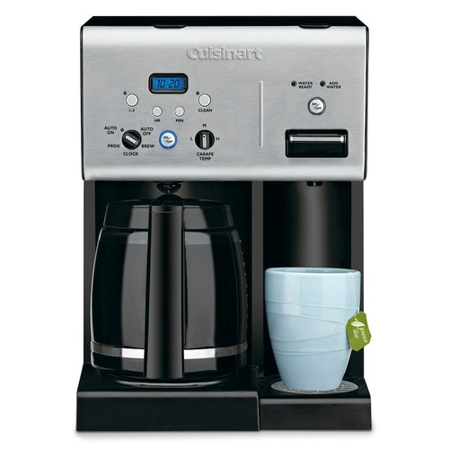 Cuisinart 12-Cup Programmable Coffee Maker with Hot Water System