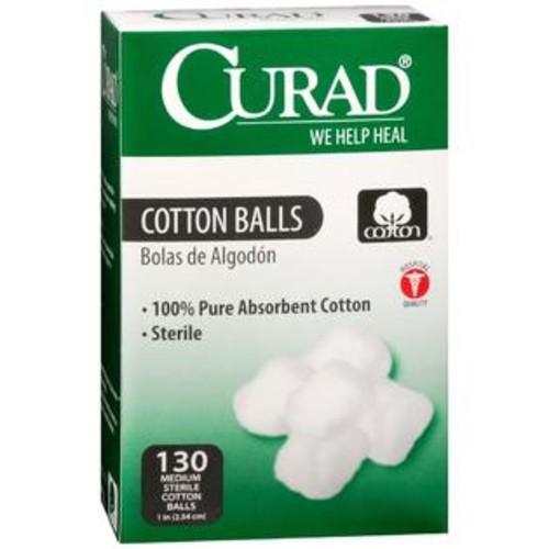 Curad Cotton Balls, 130 Count