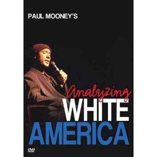 Paul Mooney's Analyzing White America: Paul Mooney, Joe Inscoe, Bridget Gethins, Katie Fleckenstein, David P. Shannon, Brandon Montijo, Daphne Reid, Martin C. Jones, Tim Reid: Movies & TV