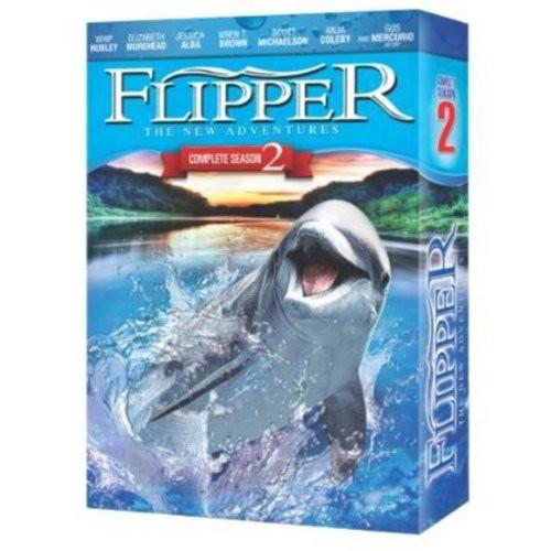 Flipper: The New Adventures - Complete Season 2 [5 Discs] [DVD]