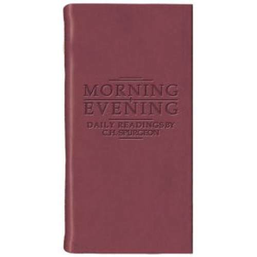 Morning And Evening - Matt Burgundy