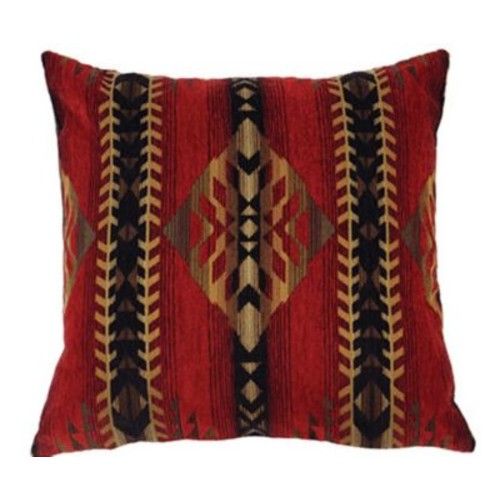 Wooded River Gallop Euro Sham