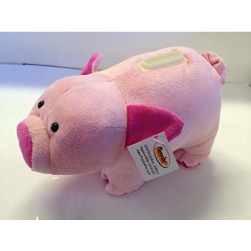 Pig Plush Saving Bank