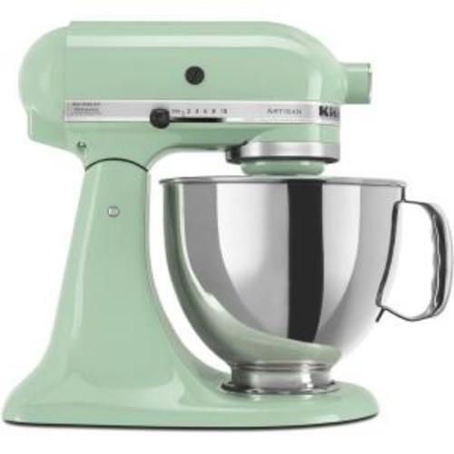 KitchenAid Artisan 5 Qt. Pistachio Green Stand Mixer