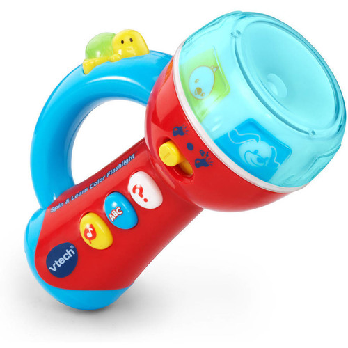 Vtech Spin & Learn Flashlight