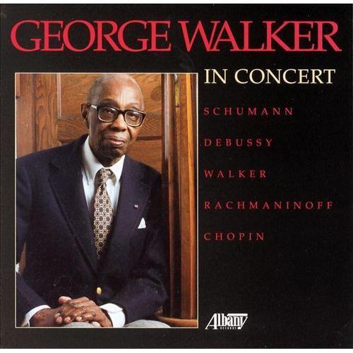 George Walker in Concert [CD]