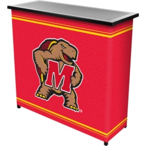 Trademark Games Maryland Terrapins Portable Bar