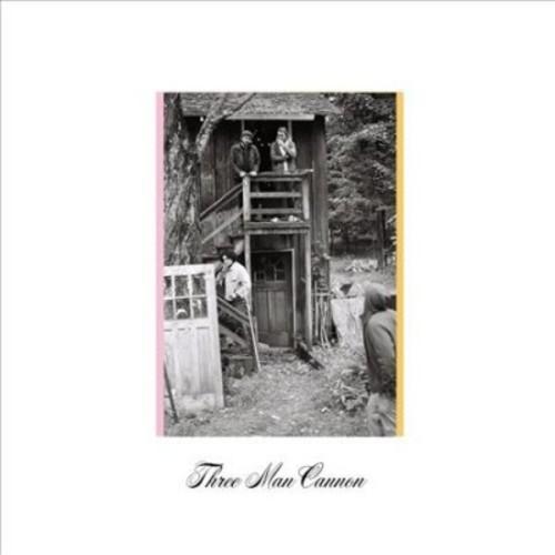 Three Man Cannon - Three Man Cannon (CD)