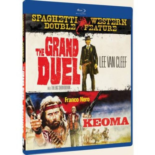 Spaghetti Western Double Feature: The Grand Duel/Keoma [Blu-ray]