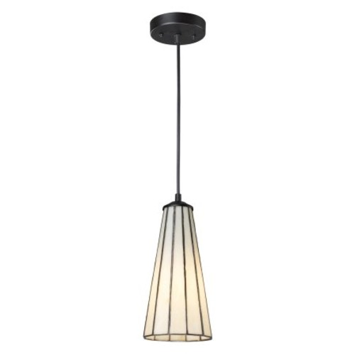 ELK Lighting Lumino Mini Pendant - 5W in. Matte Black Base