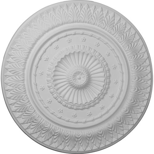 Ekena Millwork 26-5/8 in. Christopher Ceiling Medallion