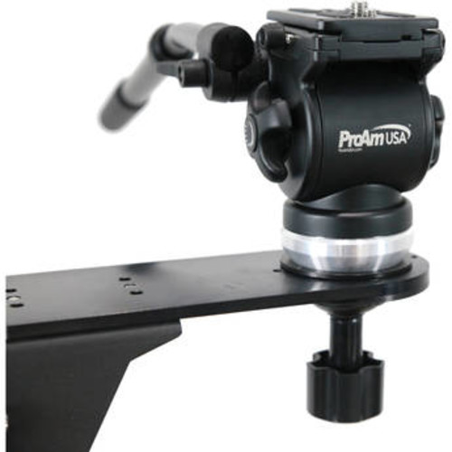 Professional Fluid Tripod Head (75mm Bowl)